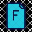 File Icon Icon Design Icon