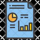 File Report Graph Chart Icon