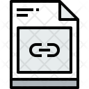 File Link Document Icon