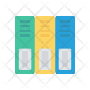 Files Drawer Office Icon