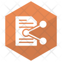 File Share Document Icon