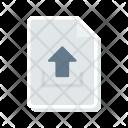 Document File Upload Icon