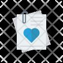 File Attachment Document Icon