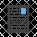 User File Document Icon