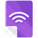 Wifi File Icon