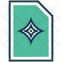 File Script Sheet Icon