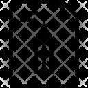 File Design Text Icon