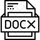 File Docx Files Icon