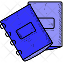File Notebook Office Icon