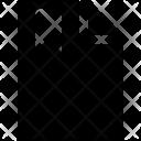 File Tag Bookmark Icon