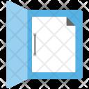 Open File Folder Icon