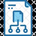 Cloud Storage File Icon