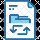 File Exchange Document Icon