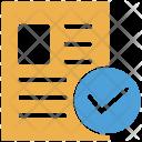 Accept Accepted Check Icon