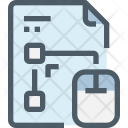 Digital Graphic File Icon