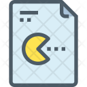 File Game Pacman Icon