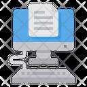 Text Computer Edit Icon