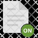 On Power Doc Icon