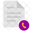 Dial Phone Call Icon