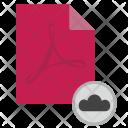 Acrobat File Doc Icon