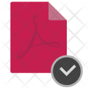 Acrobat Pdf File Icon