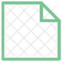 File Sheet Paper Icon