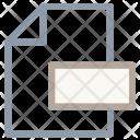 File Document Type Icon