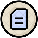 Social File Document Icon