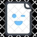 Emoji Happy Smiley Icon