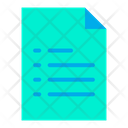 Dcument Page Notes Icon