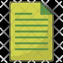 File Documet Document Icon