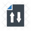 File Upload Download Icon