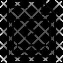 File Video Edit Icon