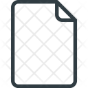 File Documen Paper Icon