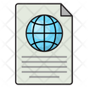 File Marketing Document Icon
