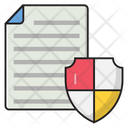 File Secure Legal Icon