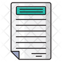 File Document Contract Icon