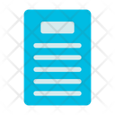 File Management User Interfaces Icon