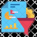 File Gear Graph Icon