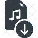 File Audio Music Icon