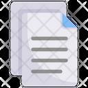 Business Marketing File Icon