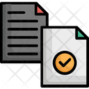 File Notes Paperwork Icon