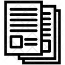 File Document Write Icon