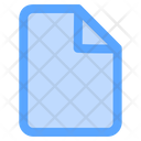 File Page Data Icon