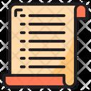 Paper Folder Document Icon
