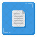 File File And Folder Document Icon