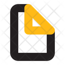 File Document Letter Icon