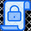 File Lock Report Icon