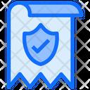 File Document Gdpr Icon