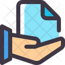 File Document Share Icon